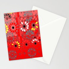 red tunisia Stationery Cards