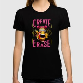 Create | Erase - Summer - iso T-shirt