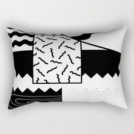 Sharkephant Rectangular Pillow