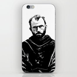 St Maximilian Kolbe iPhone Skin