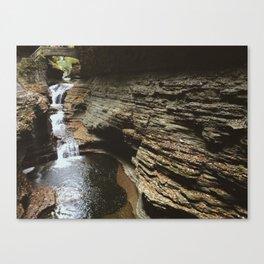 Watkins Glen Canvas Print