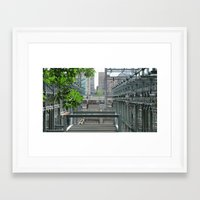 minneapolis Framed Art Prints featuring Minneapolis by Kimberly Vogel Travel Photographer