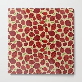 Ladybird Ladybird Metal Print