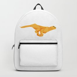 Origami Cheetah Backpack