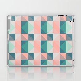 Seafoam Plaid Laptop & iPad Skin