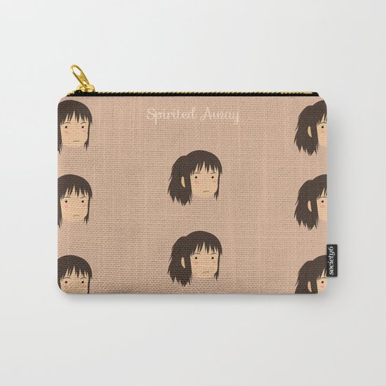Spirited Away Chihiro Carry-All Pouch