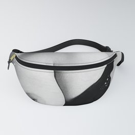 Just a Breast II Watercolor Fanny Pack