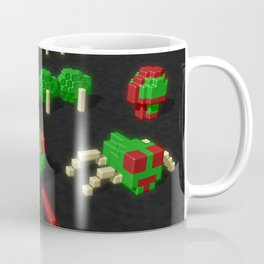 Inside Centipede Coffee Mug