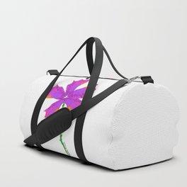 Strange Flora #001 Duffle Bag