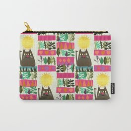 herb cat Carry-All Pouch