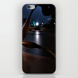 Don't Get Your Wires Crossed iPhone Skin