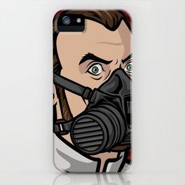 Krieger iPhone Case