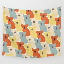 Koalas Wall Tapestry
