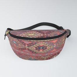 Shahsavan  Azerbaijan Northwest Persian Bag Print Fanny Pack