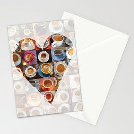 EspresslyYours Valentines Day card Stationery Cards
