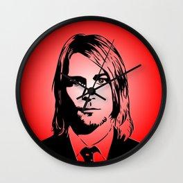 Cobain    Pop Art Wall Clock