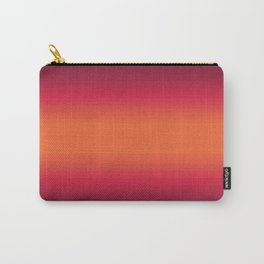 Sunset Tie Dye Gradient Colors Spectrum Harmony Carry-All Pouch
