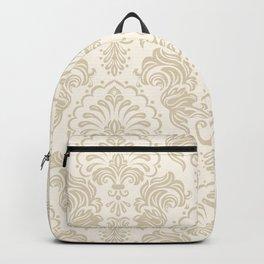 Damask Pattern Backpack