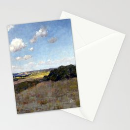William Merritt Chase Sunlight and Shadow, Shinnecock Hills Stationery Cards
