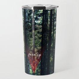 Trip Away Into the wild Travel Mug