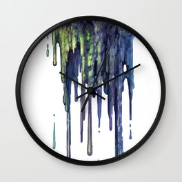 Slime Ball Wall Clock