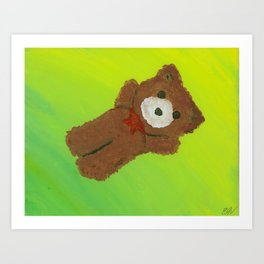 Happy Thought Art Print