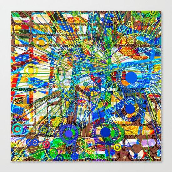 Joy (Goldberg Variations #14) Canvas Print