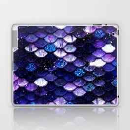 Mermaid Scales Glitter Laptop & iPad Skin