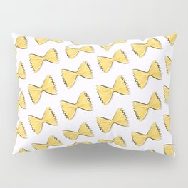 Pasta bow Pillow Sham