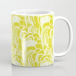 zuma beach: california waves Coffee Mug