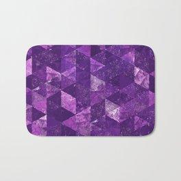 Abstract Geometric Background #35 Bath Mat