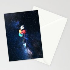going up   Stationery Cards