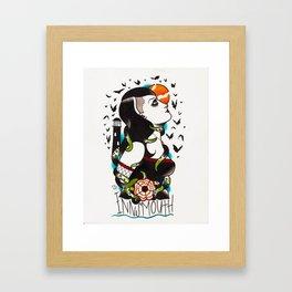 the bond of Innsmouth Framed Art Print