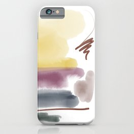 Introversion IV iPhone Case
