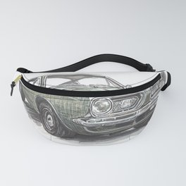 Plymouth Barracuda Fanny Pack