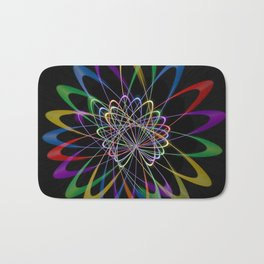 Abstract perfection 201 Bath Mat