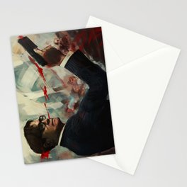 Forgive me Father for I have Sinned  / Kingsman Stationery Cards