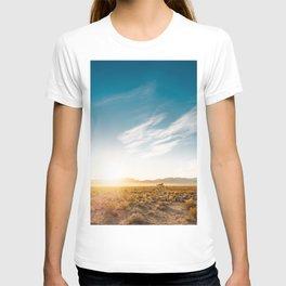 Nevada Desert Sunrise T-shirt