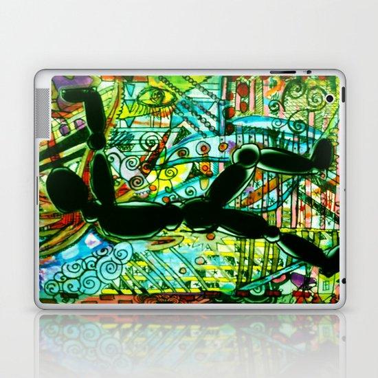 Push On // Push OFF Laptop & iPad Skin