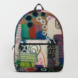 Higher Frequency Backpack