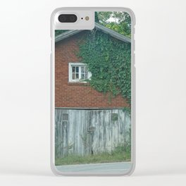 House on the Road Clear iPhone Case