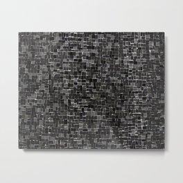 space mosaic Metal Print