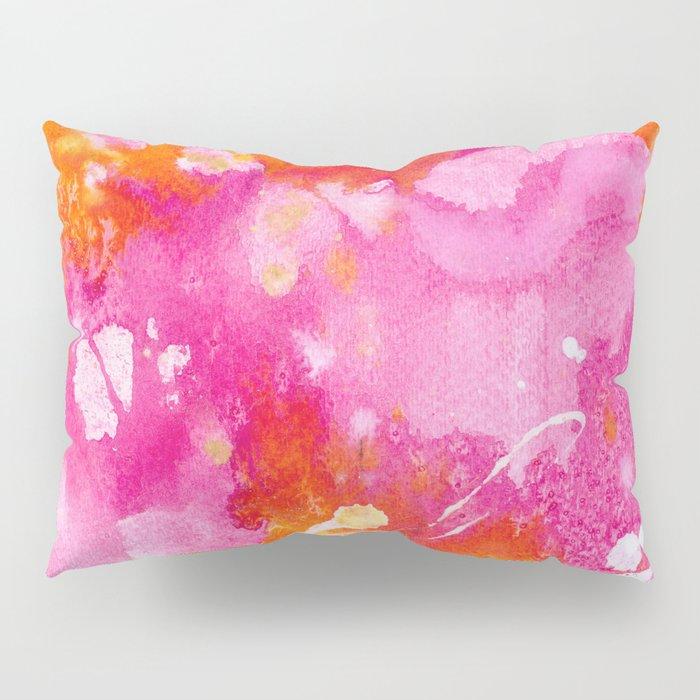 Magenta Daydreams Pillow Sham