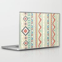 native Laptop & iPad Skins featuring Native by Nika