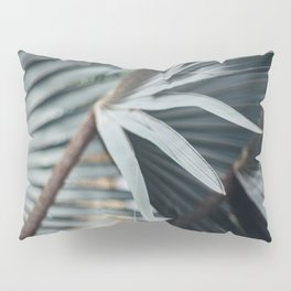 Palm Abstract Pillow Sham