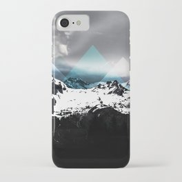Mountains IV iPhone Case