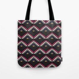 Sierra-Black Tote Bag