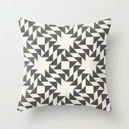 Bohemian Ornament Pattern Throw Pillow