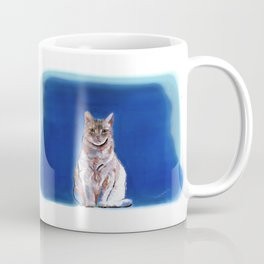 Moco Moco Mocha, the cat Coffee Mug