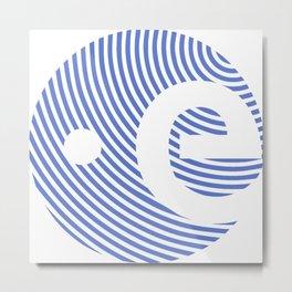 ESA Logo Metal Print